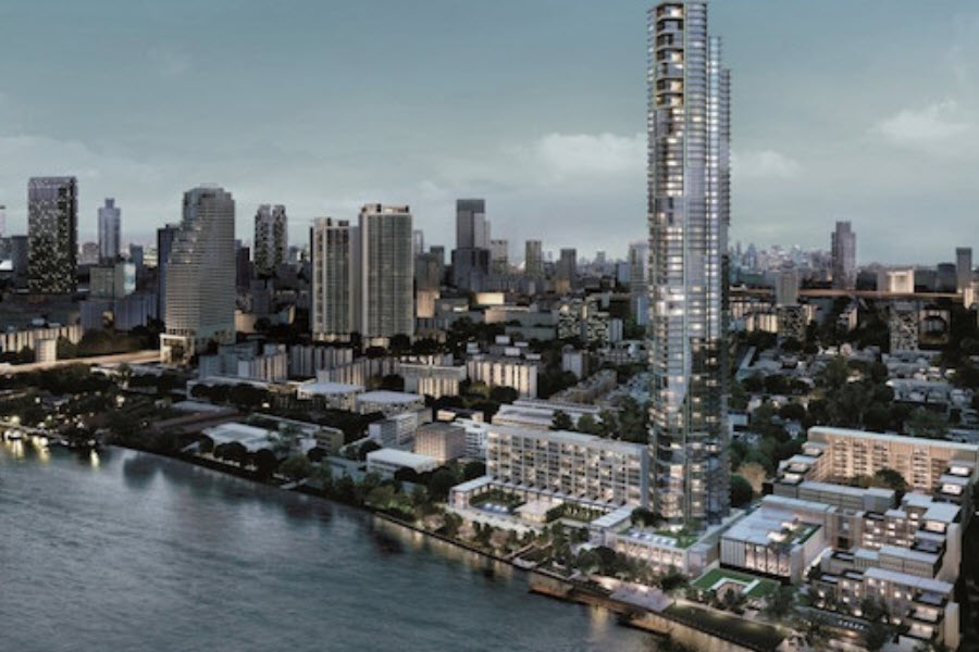 The Four Seasons Private Residence Condo for Sale