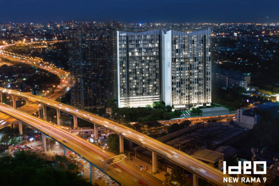 Ideo New Rama 9 Condo Project