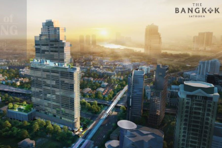 The Bangkok Sathorn Condo Project for Sale to Foreign Buyers
