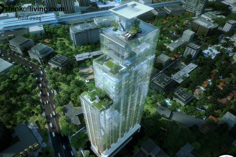 The Bangkok Thonglor Condo Project