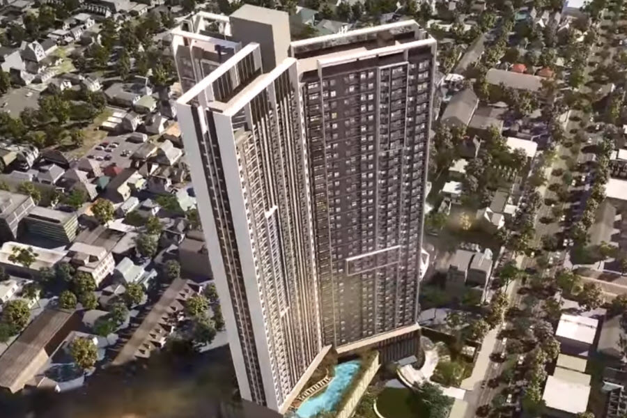 The Key Sathorn Condo for Sale